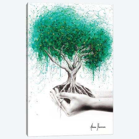 In Our Hands Canvas Print #VIN527} by Ashvin Harrison Canvas Art Print