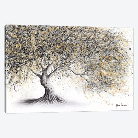 Golden Onyx Tree Canvas Print #VIN529} by Ashvin Harrison Canvas Art