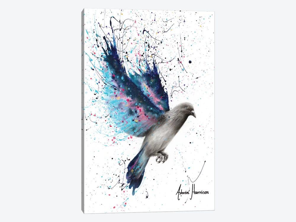 Twinkle Wings by Ashvin Harrison 1-piece Canvas Print