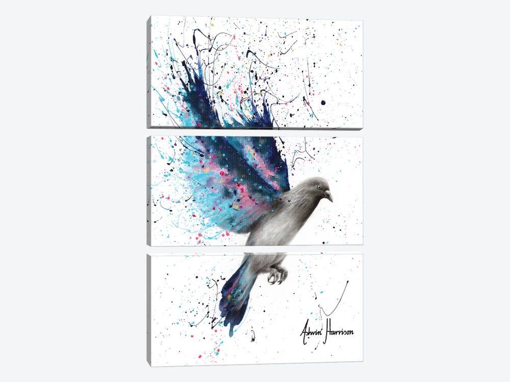 Twinkle Wings by Ashvin Harrison 3-piece Art Print