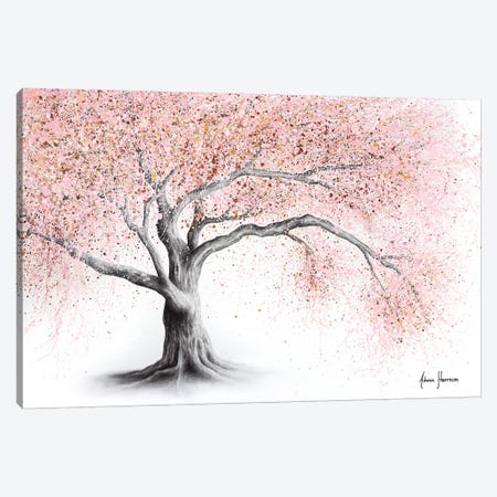 Forever Blossom Canvas Print #VIN541} by Ashvin Harrison Canvas Artwork