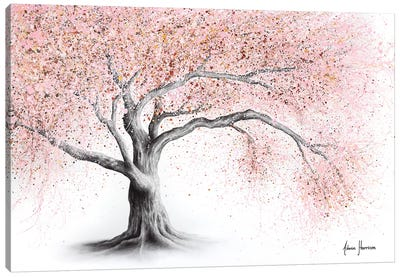Forever Blossom Canvas Art Print