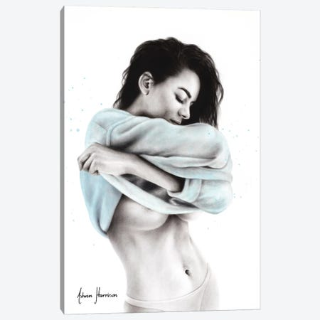 Her Confidence Canvas Print #VIN549} by Ashvin Harrison Canvas Art