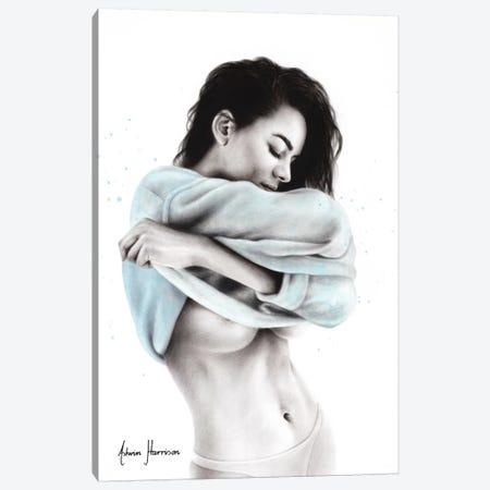 Her Confidence Canvas Print #VIN549} by Ashvin Harrison Canvas Art