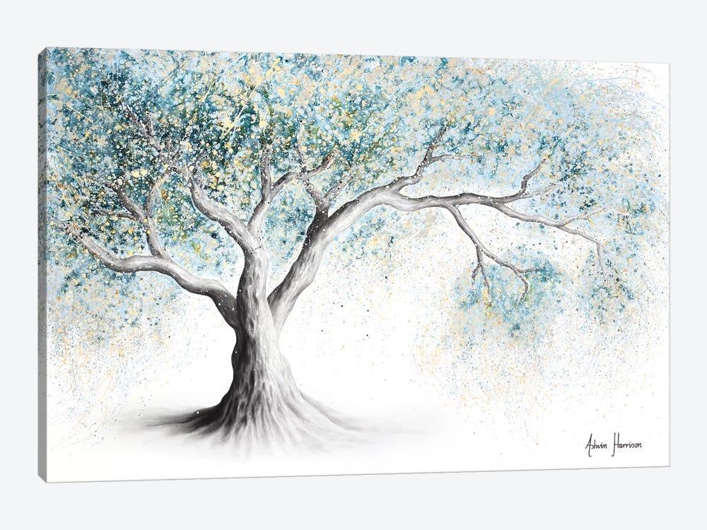 Gentle Frost Tree by Ashvin Harrison 1-piece Art Print