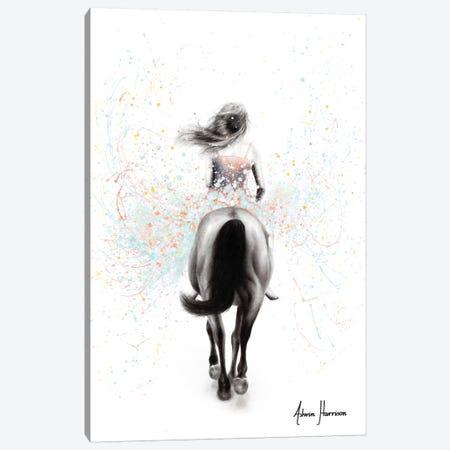 Finding Her Way Canvas Print #VIN554} by Ashvin Harrison Canvas Artwork
