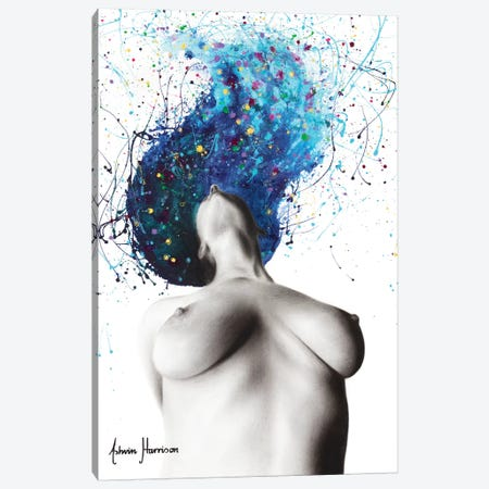 Naked Universe Canvas Print #VIN561} by Ashvin Harrison Canvas Wall Art