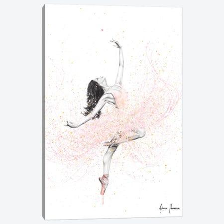 Spring Rose Dance Canvas Print #VIN564} by Ashvin Harrison Canvas Art Print