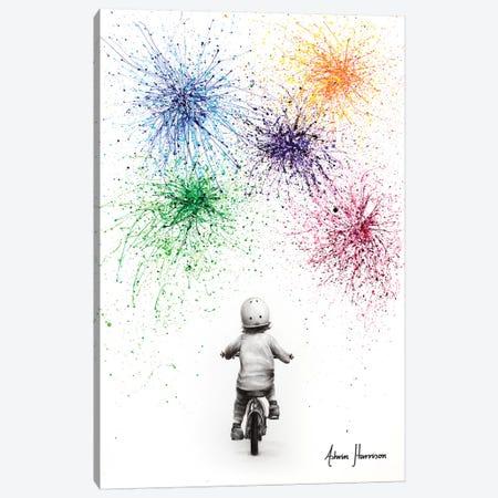A Brighter Future Canvas Print #VIN570} by Ashvin Harrison Art Print