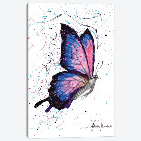 Seductive Star Butterfly Canvas Print #VIN578} by Ashvin Harrison Canvas Print