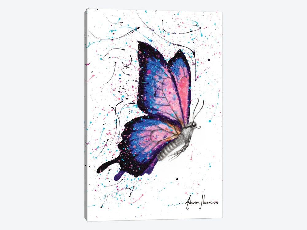Seductive Star Butterfly by Ashvin Harrison 1-piece Art Print