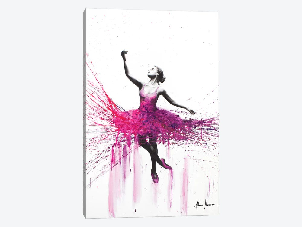 Love Will Guide Us There by Ashvin Harrison 1-piece Art Print
