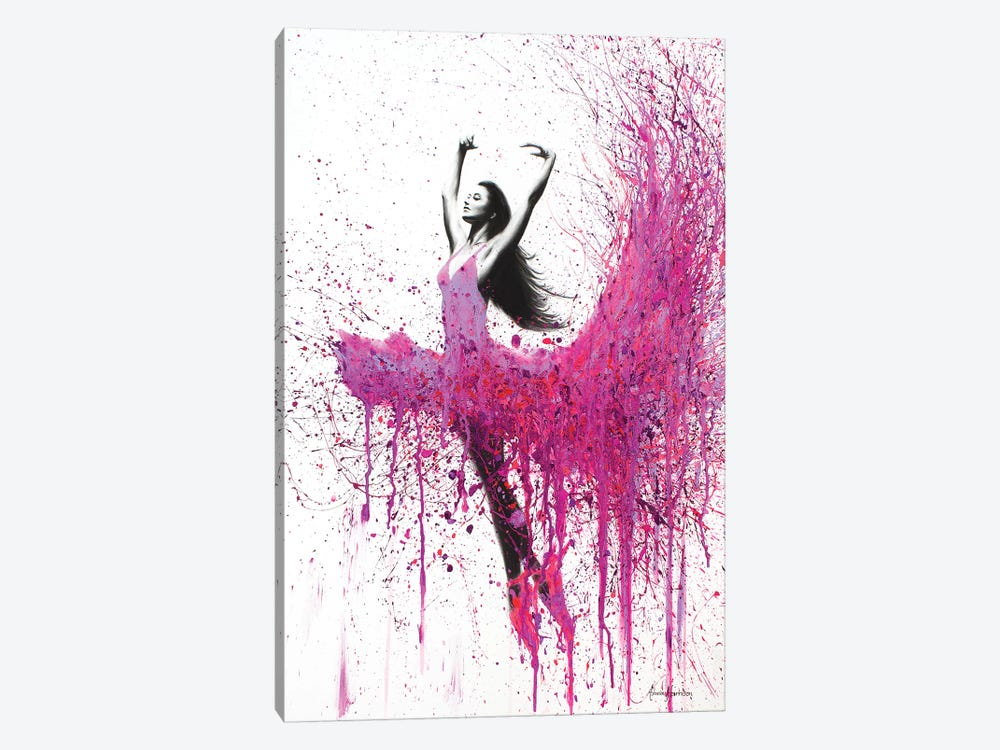 Love Yourself First by Ashvin Harrison 1-piece Canvas Artwork