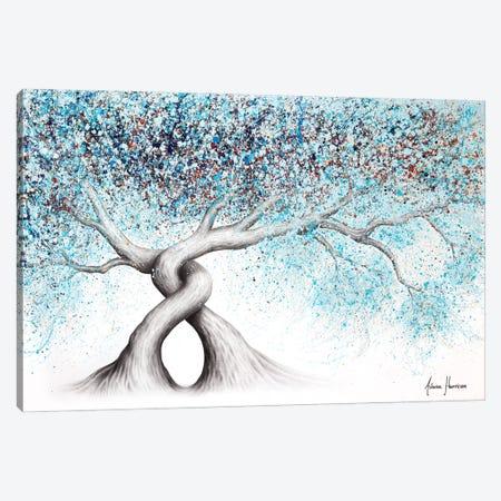 Iced Gemstone Trees Canvas Print #VIN591} by Ashvin Harrison Canvas Art Print