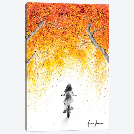 A New Autumn Canvas Print #VIN596} by Ashvin Harrison Canvas Art