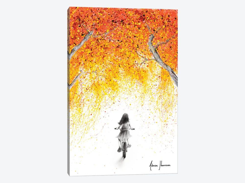 A New Autumn by Ashvin Harrison 1-piece Canvas Art Print