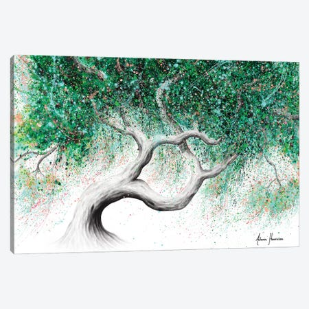 Garden Party Tree Canvas Print #VIN597} by Ashvin Harrison Canvas Wall Art