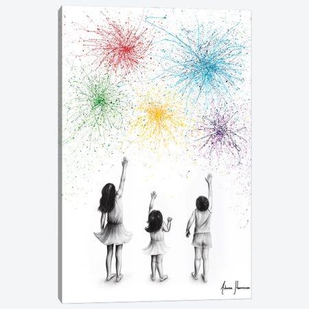 The Journey Together Canvas Print #VIN598} by Ashvin Harrison Canvas Print