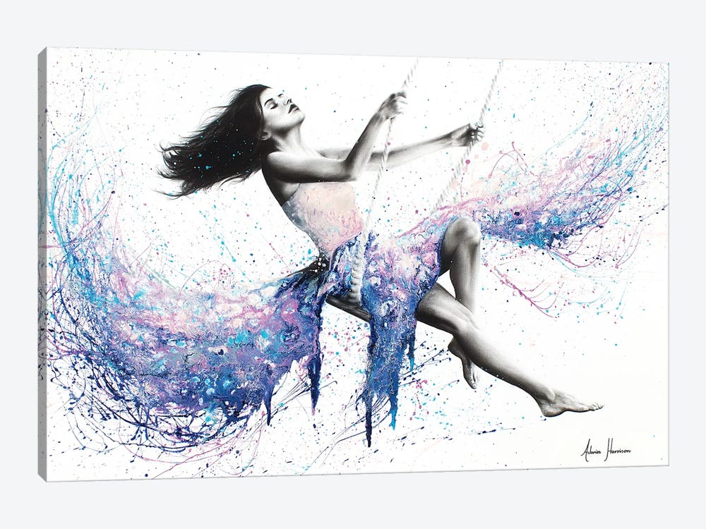 An Afternoon Dream by Ashvin Harrison 1-piece Canvas Wall Art