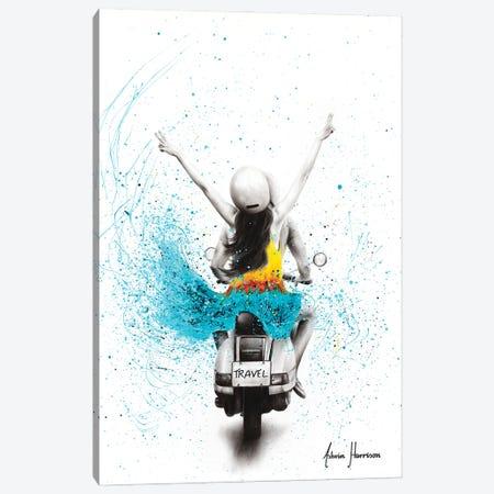 Travel Awaits Canvas Print #VIN600} by Ashvin Harrison Art Print