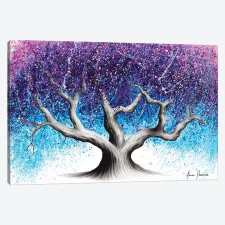 Midnight Dream Tree Canvas Print #VIN601} by Ashvin Harrison Canvas Print
