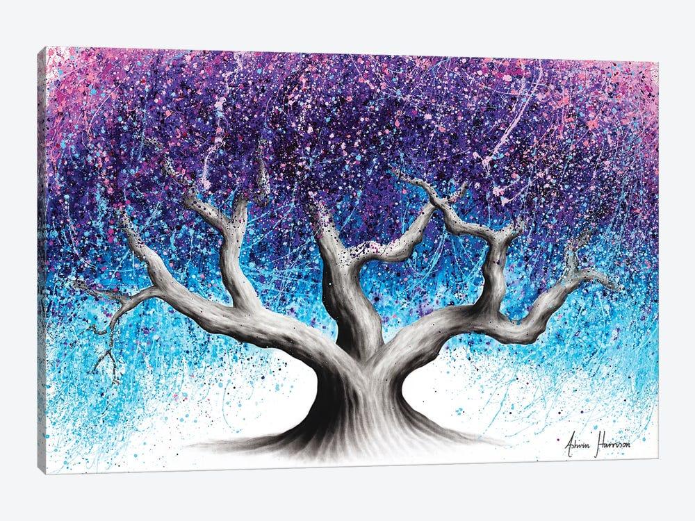 Midnight Dream Tree by Ashvin Harrison 1-piece Art Print