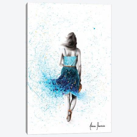 Endless Night Walk Canvas Print #VIN602} by Ashvin Harrison Canvas Art Print