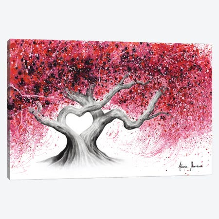 Trees Of Love Canvas Print #VIN611} by Ashvin Harrison Canvas Artwork