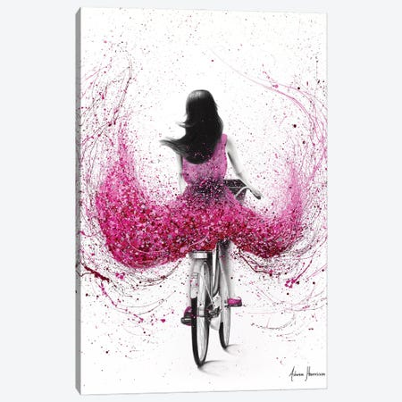 Blossom Explorer 3-Piece Canvas #VIN615} by Ashvin Harrison Canvas Print