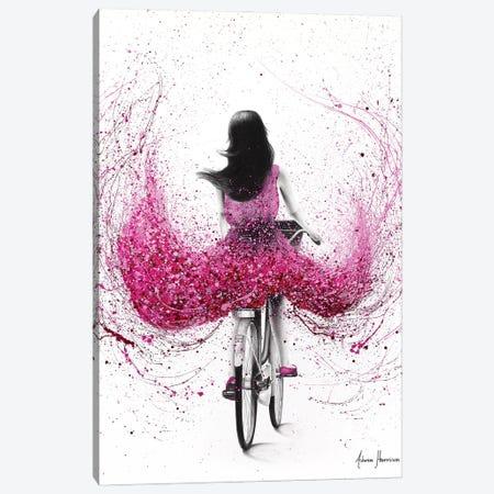 Blossom Explorer Canvas Print #VIN615} by Ashvin Harrison Canvas Print