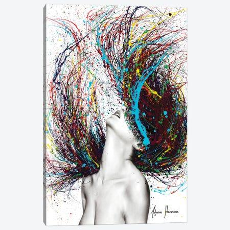 Excite Canvas Print #VIN621} by Ashvin Harrison Art Print