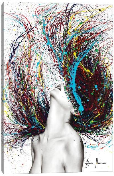 Excite Canvas Art Print