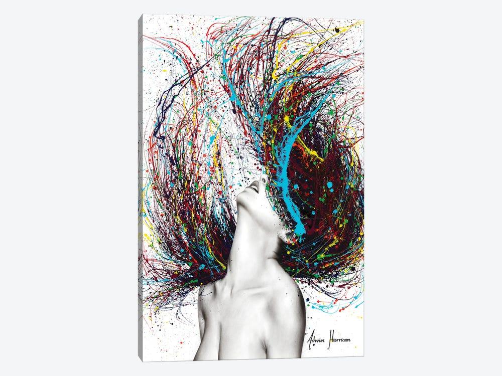 Excite by Ashvin Harrison 1-piece Canvas Art Print