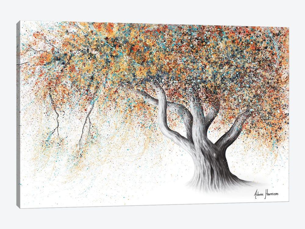Rusty Autumn Tree by Ashvin Harrison 1-piece Art Print