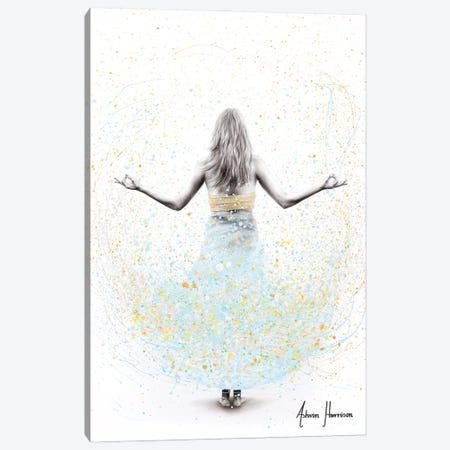 Morning Balance Canvas Print #VIN629} by Ashvin Harrison Art Print