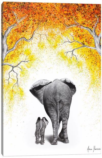 Together Forever Canvas Art Print