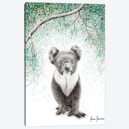 Koala Pride Canvas Print #VIN633} by Ashvin Harrison Canvas Wall Art