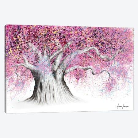 Pink Party Tree Canvas Print #VIN635} by Ashvin Harrison Canvas Art Print