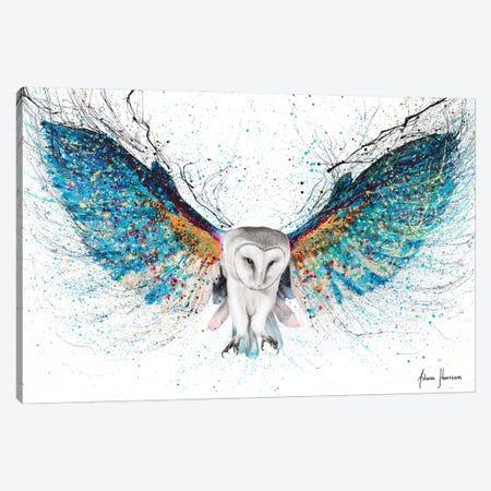 Opulent Night Owl Canvas Print #VIN639} by Ashvin Harrison Canvas Wall Art