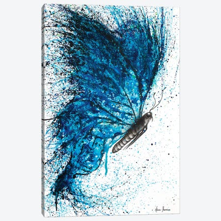 New Summer Wings Canvas Print #VIN63} by Ashvin Harrison Canvas Art Print