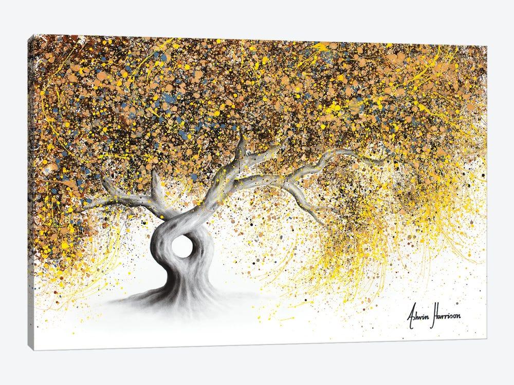 Lemon Pepper Tree by Ashvin Harrison 1-piece Canvas Art