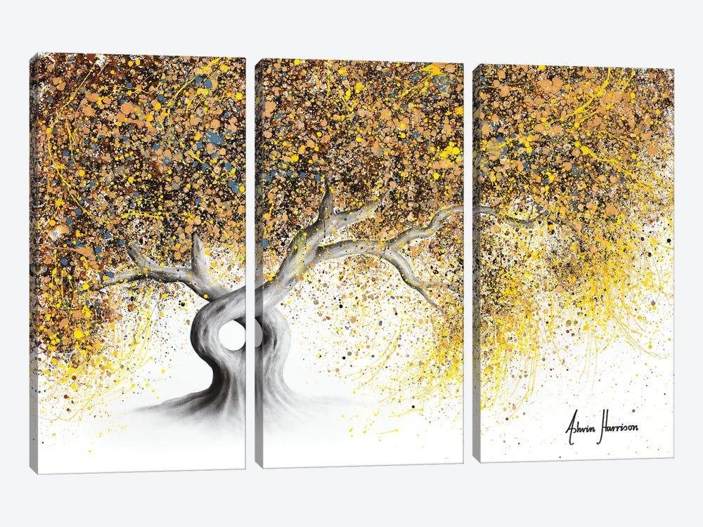 Lemon Pepper Tree by Ashvin Harrison 3-piece Canvas Artwork