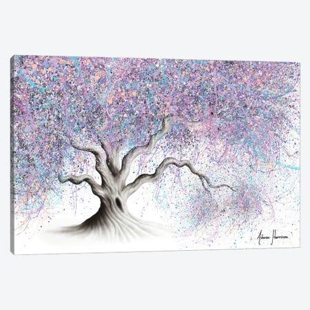 Bubblegum Tree Canvas Print #VIN643} by Ashvin Harrison Canvas Print