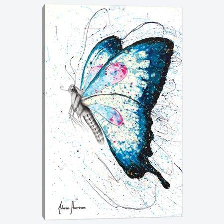 Garden Sparkle Butterfly Canvas Print #VIN644} by Ashvin Harrison Canvas Art