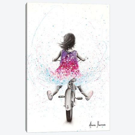Once Upon A Dream Canvas Print #VIN651} by Ashvin Harrison Canvas Artwork