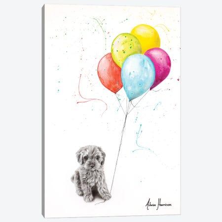 Little Angel Canvas Print #VIN652} by Ashvin Harrison Canvas Artwork