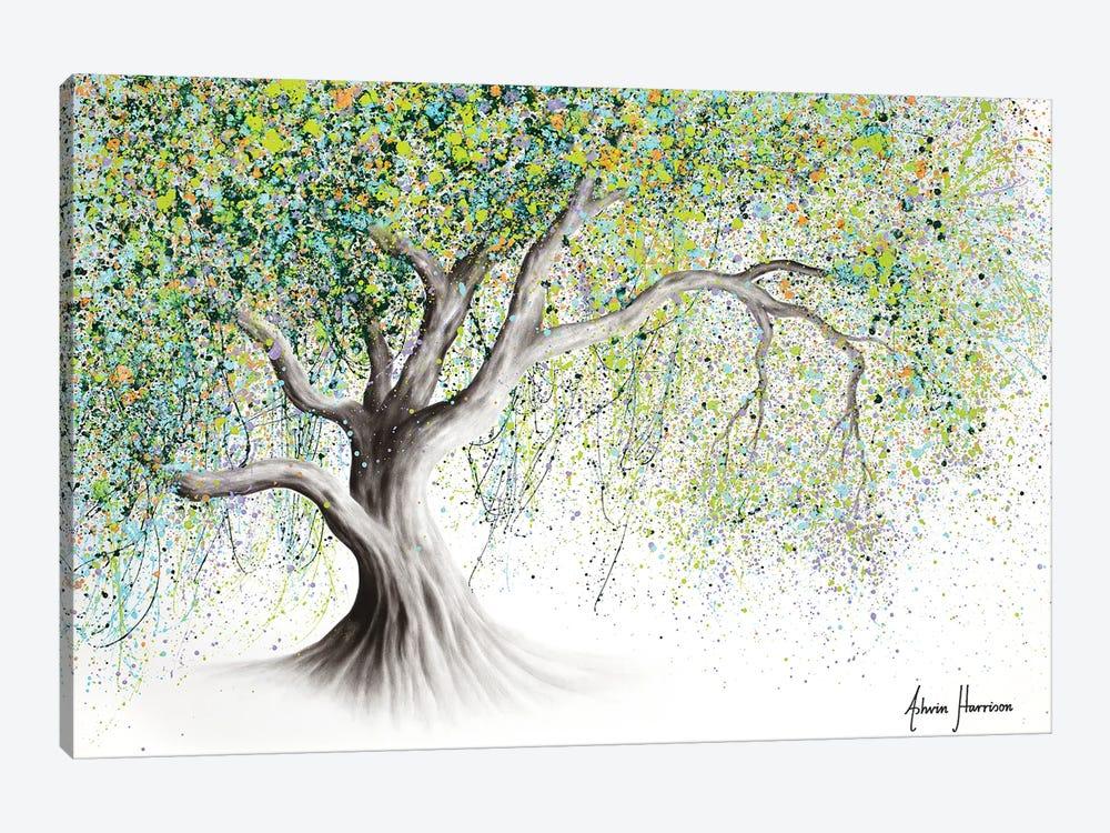 Bright Memory Tree by Ashvin Harrison 1-piece Canvas Artwork
