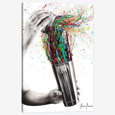 Shake It Canvas Print #VIN664} by Ashvin Harrison Canvas Artwork