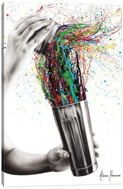 Shake It Canvas Art Print