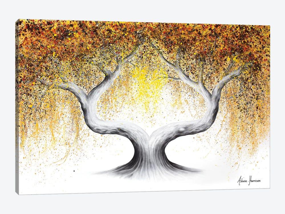 Ace Of Spades Tree by Ashvin Harrison 1-piece Canvas Print